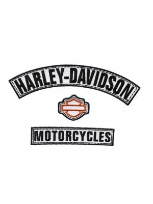 Naszywki motocyklowe Harley-Davidson®