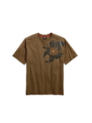 T-SHIRT MĘSKI POCKED EAGLE